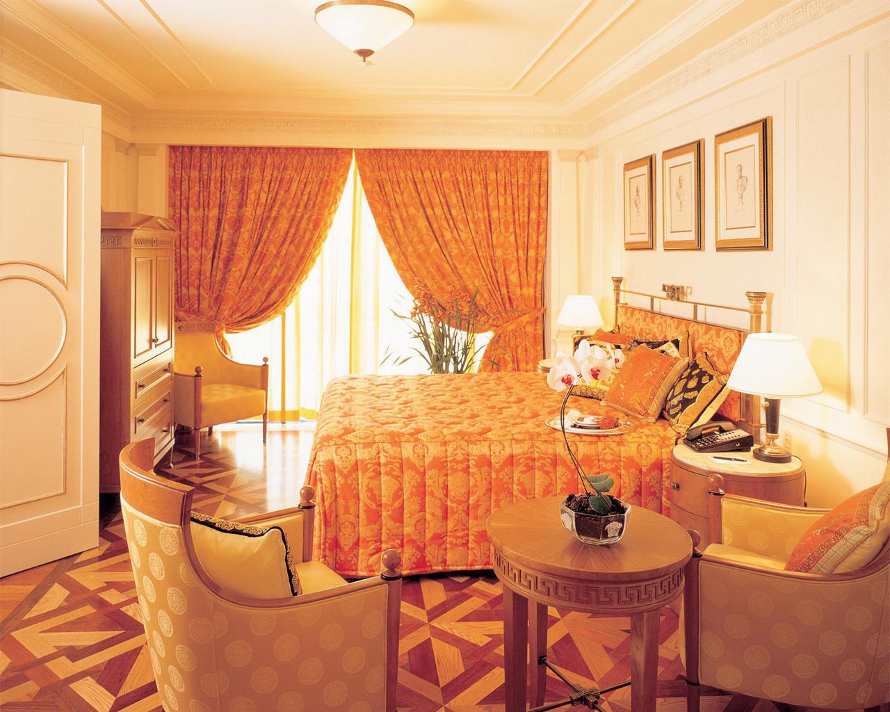 عکس های دکوراسیون هتل
